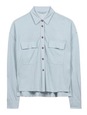 Weicher Damen Lounge Mantel grau