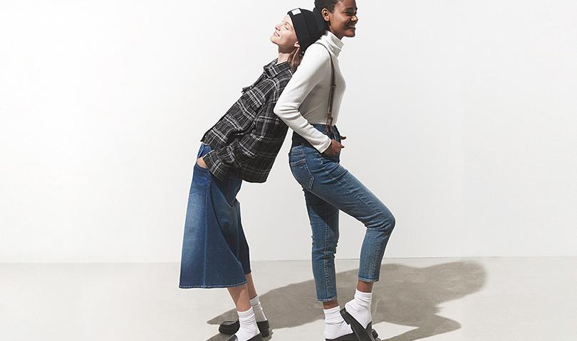 Jeans Slim Wide
